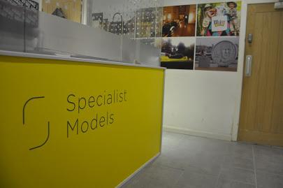 Specialist Models Reception
