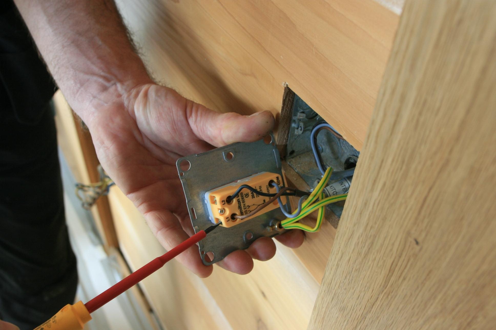 Switch Fitting Maintenance