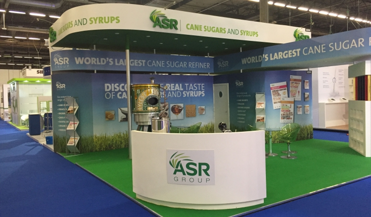 Specialist Models – ASR Exhibition Stand